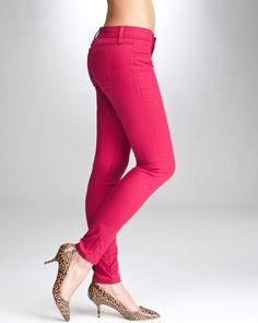I need pink skinny s!