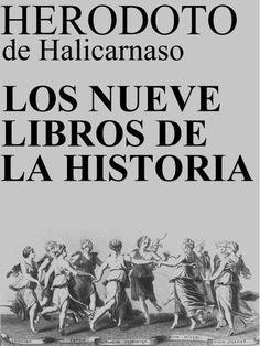 Los nueve libros de herodoto (epub en el drive)