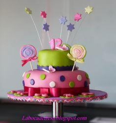 Tartas decoradas para adolescentes - Imagui
