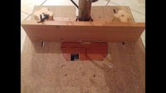 If you saw my previous video you may had noticed that I didn't have fence on my drill press table so in this video I made one since I have plenty of time due. Drill Press Table, Scrap Wood Projects, Fence, Make It Yourself, Videos