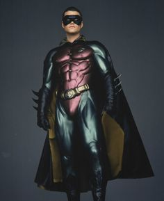 Batman Robin, Batman Poster, Batman Comics, Batman Artwork, Movies And Series, Dc Movies, Superhero Cosplay, Superhero Movies, Costumes