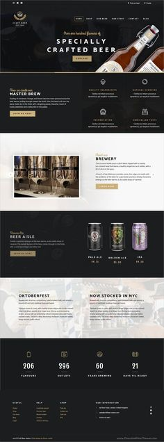 Craft Beer Nation is a professionally designed template aimed a. - Craft Beer Nation is a professionally designed template aimed a… – - Craft Beer Shop, Craft Beer Gifts, Craft Beer Labels, Craft Beer Wedding, Home Brewing Beer, Beer Brewery, Beer Store, Web Design, Graphic Design