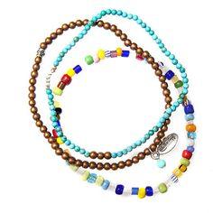 Whimsical Trio Bracelet Set