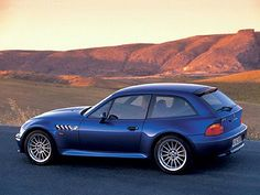 BMW Z3 Coupe - Would love this 336hp coupe