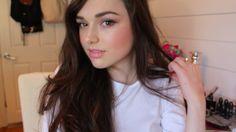 Tutorial  Victoria's Secret Runway Inspired Makeup | Chloé Zadori