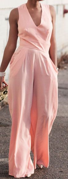 4dccc18becc Blush In Spring   Lock Trinkets ~~~~ I love this jumpsuit!