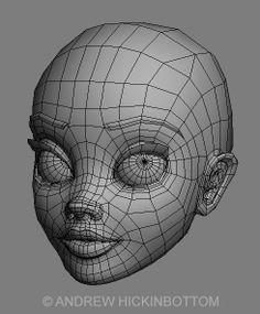 female head loops