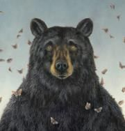 robert bissell bears - His bears are awesome!!! Wish I could afford one of his paintings