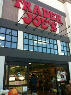 Need a quick snack between classes? Grab something at Trader Joe's, a grocery store just a few blocks from campus!