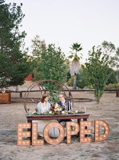 Rustic elopement wedding inspiration. Photography: Kristina Adams Photography