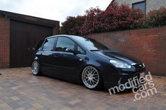 Modified Ford C-Max Picture