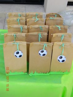 Candy box soccer