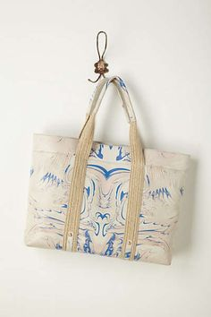 Anthropologie - Skyros Leather Tote