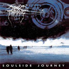 Darkthrone - Soulside Journey their death metal debut album Death Metal, Journey, Black Metal, Kerry King, Extreme Metal, Metal Albums, Metal Artwork, Thrash Metal, Music Albums