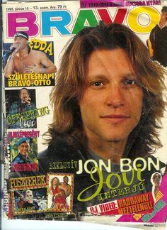 Bravo 1995. június 15. - 13. szám - Retro életérzés