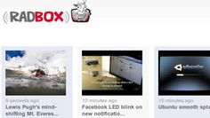 Radbox Saves Videos for Watching Later