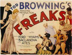 Freaks o La Parada de los Monstruos de 1932