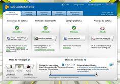 """TuneUp Utilities 2013 - O """"tudo-em-um"""" para otimizar o sistema"""