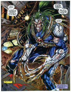 jim lee wildcats comics - Google Search