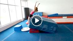 Scared of connecting your tuck to the round off or back handspring? Try this drill to help build your confidence and master a speedy rotation!