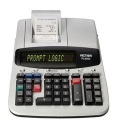 Victor PL8000 Prompt Logic Calculator