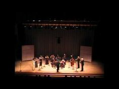 Dvorak American Quartet in orchestra version.