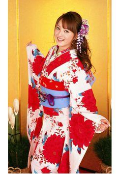 Kimono, (sasaki nozomi / 佐々木 希)