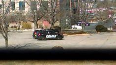Arvada Colorado - Police Gestapo Eating Donuts Drinking Coffee