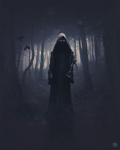 Reaper - Photoshop - Creattica