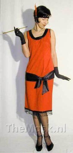 Charleston jurk