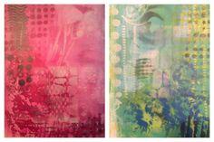 Liquitex Spray Acrylic Paints - http://scraptime.ca/blogpage/?p=10963