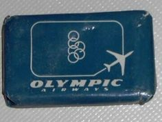 Olympic Airways Inflight Soap Olympic Airlines, All Airlines, Soaps, Airplane, Olympics, Hand Soaps, Plane, Aircraft, Soap