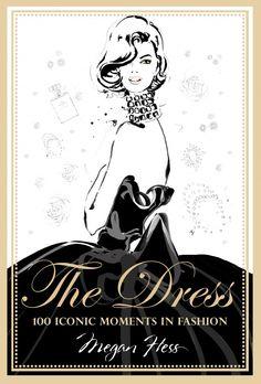 Fashion illustrator Megan Hess' new book: The Dress