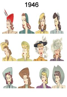 Google Image Result for http://www.fashion-era.com/images/HairHats/original_hathair_images/1946tailleurhatsveils.jpg