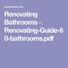 Renovating Bathrooms - Renovating-Guide-60-bathrooms.pdf