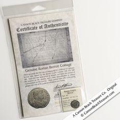 Ancient Roman Bronze Follis Constantinian Dynasty circa 337 AD