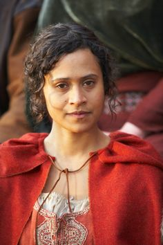 Angel Coulby as Gwen #Merlin