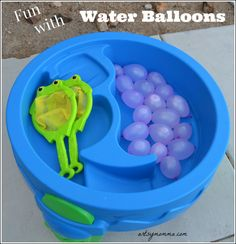 Fun Water Balloon Games for Kids