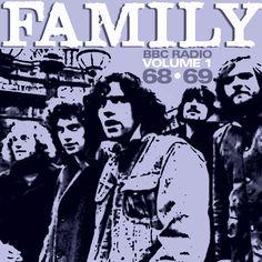 FAMILY - BBC RADIO DISC 1 CD COVER