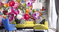 Flower power 6 ways modern florals can work in your home