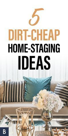 Use these DIY tips to make your home more appealing to buyers at little or no cost. Photo credit: All About Space/Shutterstock.com