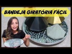 DIY/PORTA TEMPEROS GIRATÓRIO/LETICIA ARTES - YouTube