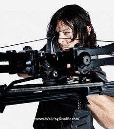 Daryl Dixon played by Norman Reedus.