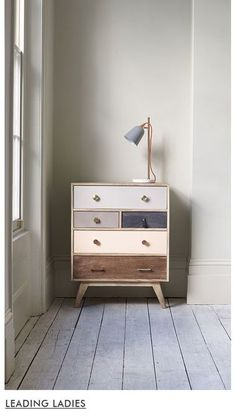 Oliver Bonas: Keira Wooden Chest of Drawers Decor, Wooden Chest, Interior, Painted Furniture, Home, Upcycled Furniture, Bedroom Decor, Furniture Makeover, Retro Furniture