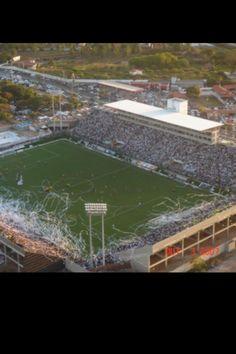Estadio Frasqueirao. 18.000 pers, abierto en 2006. Club ABC. Rio Grande do Norte. Brasil