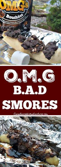 OMG B.A.D SMORES! #c