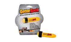 GetterBack Recovery System – чудовий винахід, сворений для порятунку Вашого дороговартісного обладнання, будь то квадрокоптер, RC модель, GoPro камера, чи вудилище. Зручна застібка дозволяє швидко закріпити/зняти пристрій. Надзвичайно легка вага — всього 12 грам. Міцна кевларова нитка довжиною 30 метрів дозволяє підняти 4,5 кг. ваги. Активується на глибині близько 1,5-3 м. через спеціальний зворотний клапан. Активація займає до 10 хвилин, в залежності від глибини занурення. Recovery, Yellow, Wilderness Survival, Healing, Gold