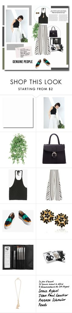 """""""Is this the End ?"""" by kts-desilva ❤ liked on Polyvore featuring Peter Pilotto, Sephora Collection, Chanel, Kenneth Jay Lane and Genuine_People"""