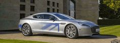 RapidE the Electric Concept is unveiled by Aston Martin | Car Crox