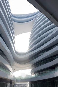 Galaxy Soho / Zaha Hadid Architects (16)